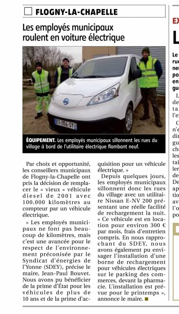 SDEY-Flogny-la-Chapelle-les-employés-municipaux-roulent-en-véhicule-éléctrique-13-02-2018-YR