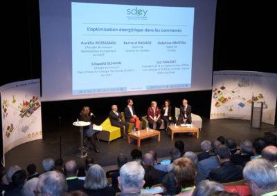 320 participants aux débats des Assises de l'Energie 2018