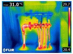 Nouveau service «thermographie des bâtiments»