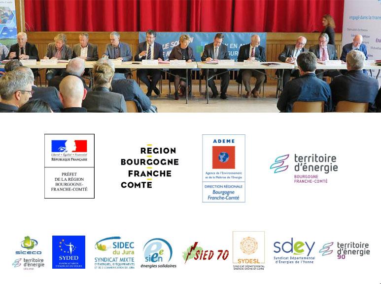 Alliance régionale en faveur de la transition énergétique