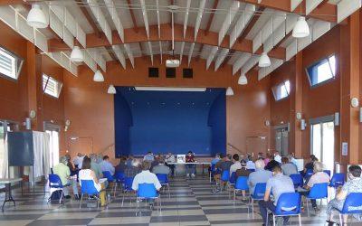 Elections des instances du SDEY le 29 juillet dernier