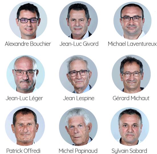 Delegues Cle Senonais 2020