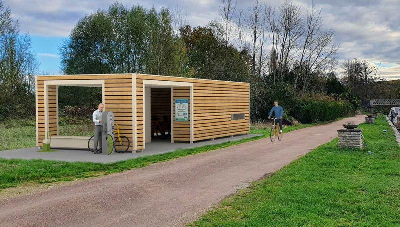 sdey projet innovant de velo station mobilite durable 3